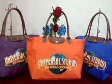 Tas Universal Studios Singapore (ge) 40x20x28 bhn polyster parasut(2)